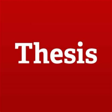 How to create an introduction in thesis